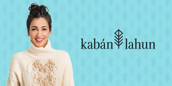Ya está disponible Kabán Lahun, moda boho chic con estilo y sostenible